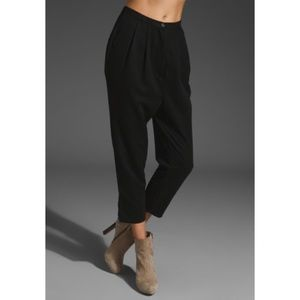 Cheap Monday High Waisted Cropped Pants